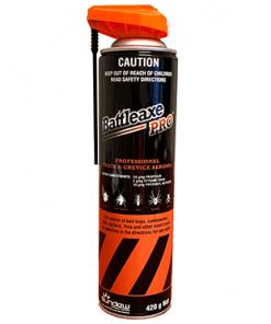 Sundew battleaxepro professional aerosol 420 g bed bug, cockroach millipede wasp