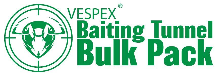 Sundew Vespex Baiting Tunnel Bulk Pack